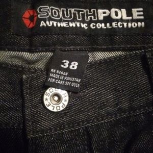 South Pole denium Short's
